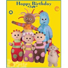 In The Night Garden NG023 General Birthday Greeting Card
