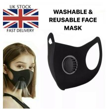 Fabric Face masks PACK OF 5