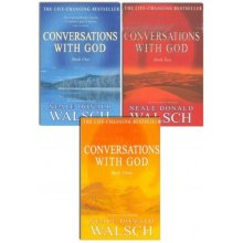 Neale Donald Walsch 3 Books Set Conversations with God