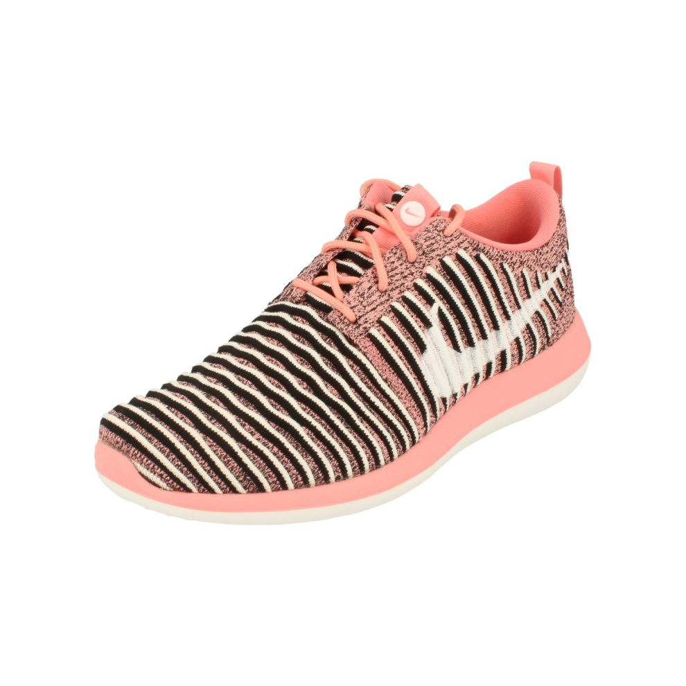 (6) Nike Womens Roshe Two Flyknit Running Trainers 844929 Sneakers Shoes