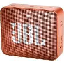 JBL GO 2 'Coral Orange' Portable Wireless Speaker