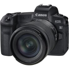 Canon EOS R, 24-105mm F4-7.1 IS STM Lens Kit | Canon Mirrorless Camera Bundle