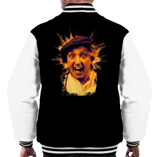 (Large) TV Times Comedian Ken Dodd 1978 Men's Varsity Jacket