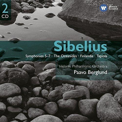 Helsinki Philharmonic Orchestra - Sibelius: Symphony Nos 5-7 [CD]