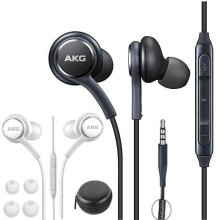 AKG Earphones, 3.5mm Interface for Samsung Galaxy Smartphone