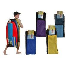 Jumbo Mesh Nalu Bodyboard Beach Bag