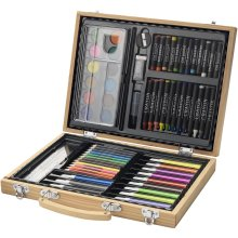 Bullet 67 Piece Colouring Set