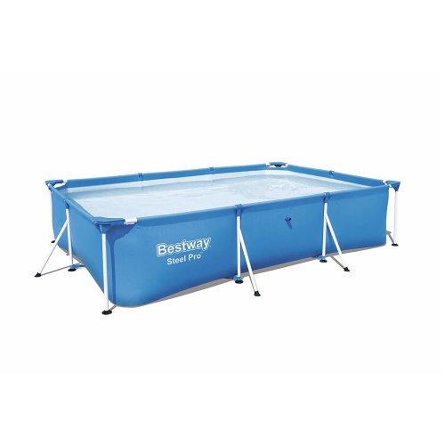 """Bestway Steel Pro Metal Frame Pool 9'10"""" x 6'7"""" x 26"""""""