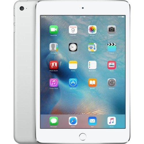 2015 Apple iPad Mini 4 128GB Wi-Fi - Silver