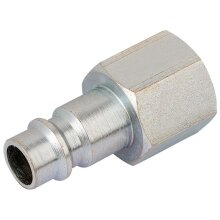 """1/4"""" BSP Female Nut PCL Euro Coupling Adaptor (Sold Loose)"""