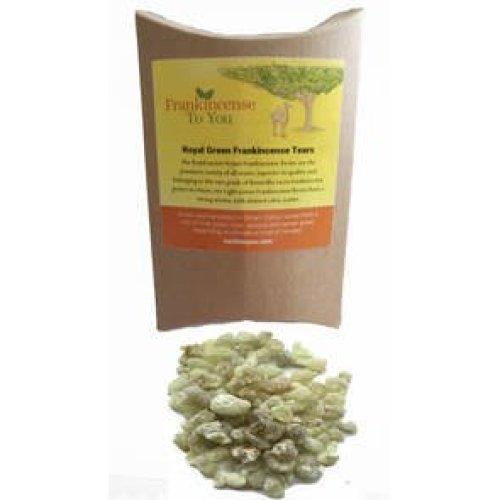 Royal Green Frankincense from Oman