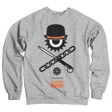 Officially Licensed Clockwork Orange Shadows Sweatshirt