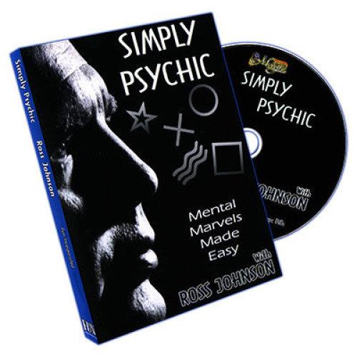 Simply Psychic by Ross Johnson - DVD