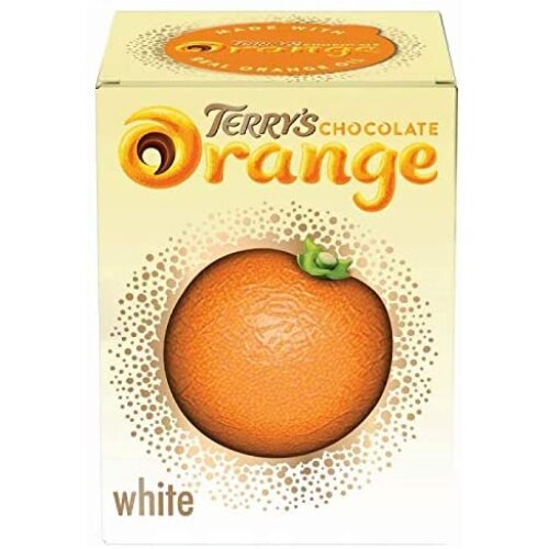 2 X Terry's Chocolate Orange White 147g - LIMITED EDITION