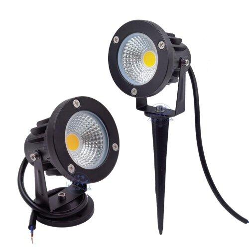 LED Spike Landscape Lighting