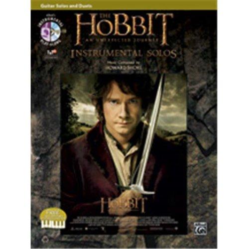 Alfred 00-40997 HOBBIT UNEXPECTED INS-GTR-BK&DVDROM