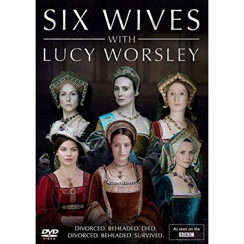 The Six Queens of Henry VIII DVD [2017]
