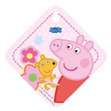 Peppa Pig Child On Board Car Window Sign Safety & Awareness