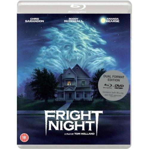 Fright Night Blu-Ray + DVD [2017]