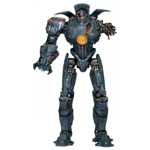 Pacific Rim Series 5 Jaeger Figures Gipsy Danger Anchorage Attack