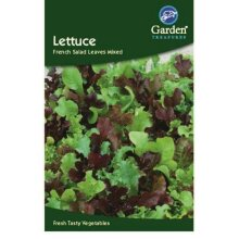Lettuce Seeds French Mixed Salad Leaves 730 Seeds