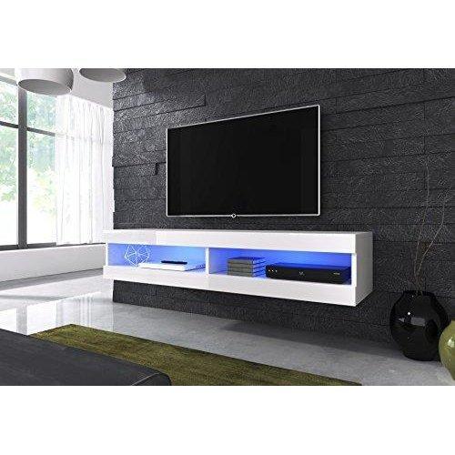 "e-Com - TV Unit Cabinet Stand Sideboard ""VOLANT"" - 150 cm"