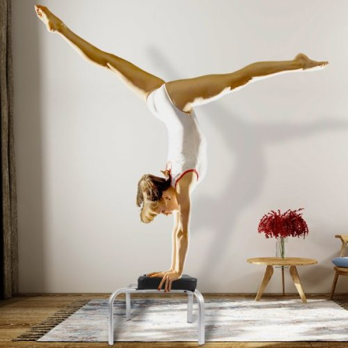 Headstand Bench Yoga Inversion Stool