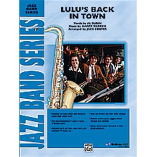 Alfred 00-29798 LULUS BACK IN TOWN-JJB