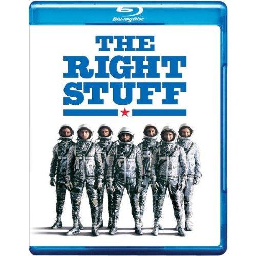The Right Stuff Blu-Ray [2013]