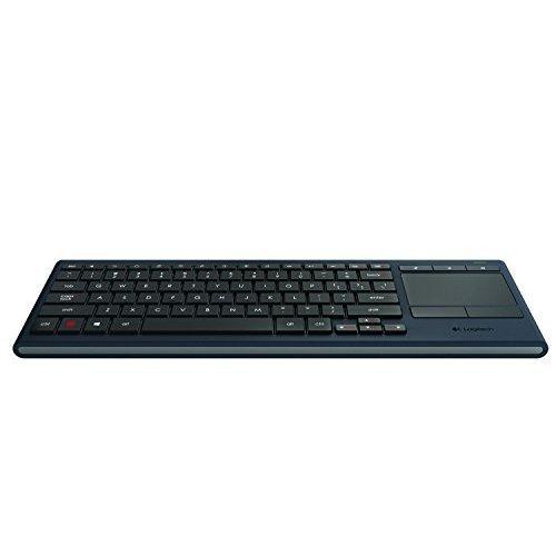 Logitech K830 Illuminated Living Room Wireless Keyboard