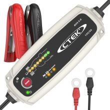 5.0 Battery Charger with Automatic Temperature Compensation MXS 5.0 Single