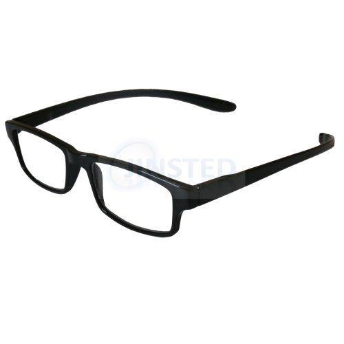 Adult Black Adult Unisex Reading Glasses RG020