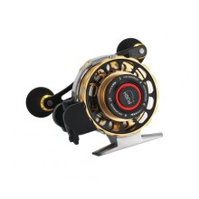 Antomatic Wire Out Raft Fishing Magnet One Button Reset with Discharge Force Micro Lead Reel ZL left hand