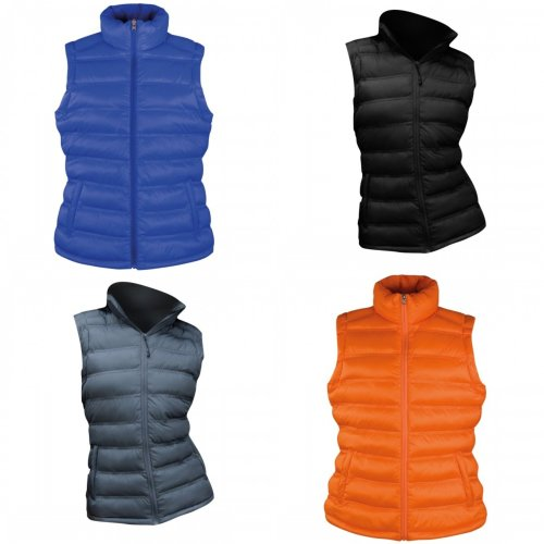 Result Ladies/Womens Ice Bird Padded Bodywarmer / Gilet Jacket