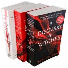 All soul trilogy 3 books set