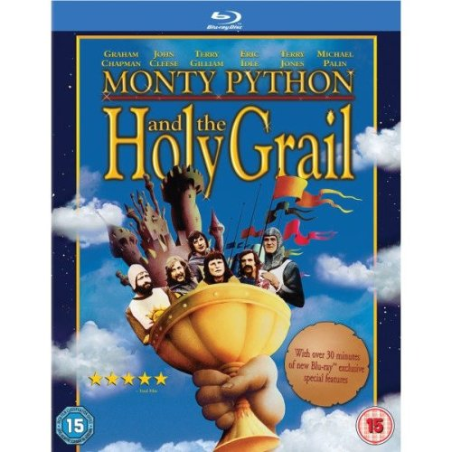 Monty Python and the Holy Grail - Used