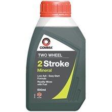 Comma TST500M Two Stroke Mineral Oil, 500 ml