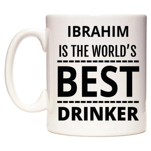 IBRAHIM Is The World's BEST Drinker Mug