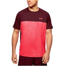 Under Armour Mens UA Tech 2.0 Emboss Short Sleeve T-Shirt