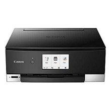 Multifunction Printer Canon Pixma TS8350 15 ipm 1200 dpi WiFi Black