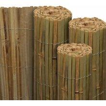 Bamboo slat Screening Bamboo Fencing Panels