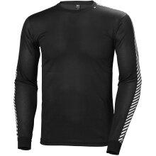 Helly Hansen Men's Hh LIFA Stripe Crew Baselayer T-Shirt