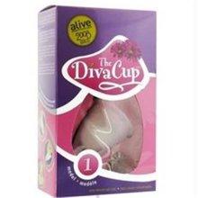 Diva Cup B57574 Diva Cup #1 Pre Childbirth  -1x1ea