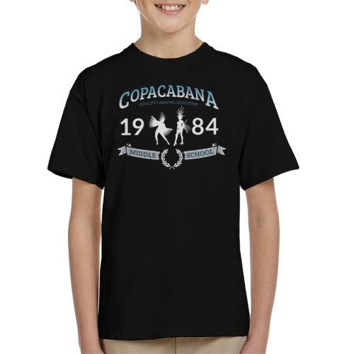 Copacabana Middle School Kid's T-Shirt