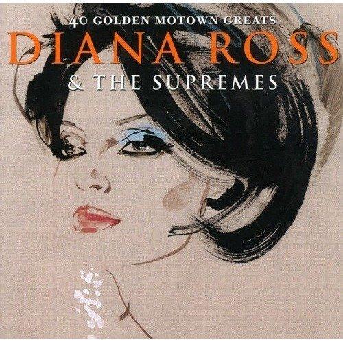 Diana Ross - 40 Golden Motown Greats [CD]