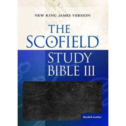 The Scofield Study Bible III, NKJV