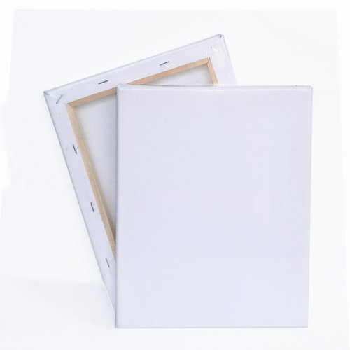 """( 30X40CM (12X16""""), 15MM) Blank Artist Canvas Art Board Plain Painting Stretched Framed"""
