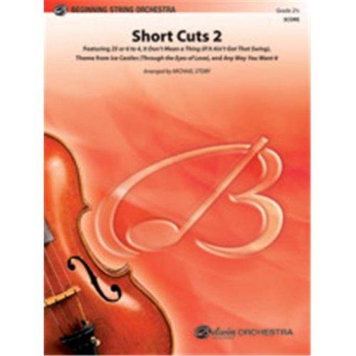 Alfred 00-41193 SHORT CUTS 2-PBS