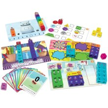 Learning Resources MathLink Cubes Numberblocks 1-10 Activity Set