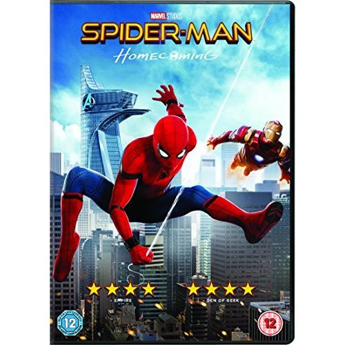 Spider-Man - Homecoming DVD [2017]